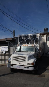 Grafitti Truck