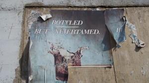 Bottled but not Tamed!