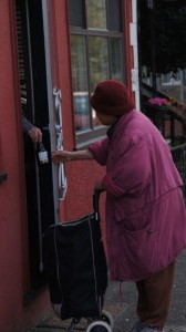 Elderly Chinese Lady